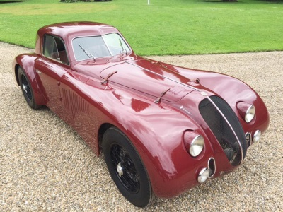 OVER 80 CARS GO UNDER THE HAMMER AT COYS SCHLOSS DYCK AUCTION IN GERMANY THIS WEEKEND