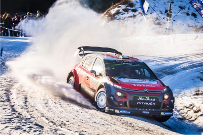 Target Achieved For Craig Breen And Scott Martin