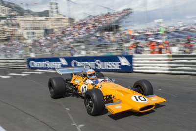 CREDIT SUISSE CELEBRATED TWO IMPORTANT ANNIVERSARIES AND HOSTED THE 7TH HISTORIC RACING FORUM