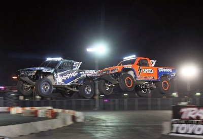 SHELDON CREED TAKES FINAL 2014 SPEED ENERGY FORMULA OFF-ROAD PRESENTED BY TRAXXAS RACE