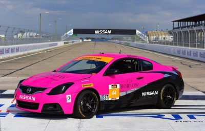 CRG TO ENTER A NISSAN ALTIMA COUPE IN THE UPCOMING IMSA CONTINENTAL TIRE SPORTSCAR CHALLENGE RACE AT WATKINS GLEN