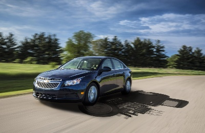 Cruze Clean Turbo Diesel Delivers Classic Muscle Car Torque