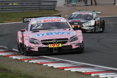 Gary Paffett Makes Strong Charge From P17 To P6