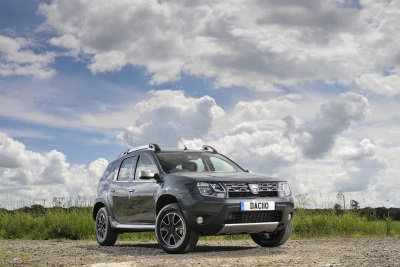 PODIUM FINISH FOR DACIA IN 2016 AUTO EXPRESS DRIVER POWER DEALER AFTER SALES SATISFACTION SURVEY