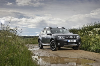 Dacia Duster Commended At Auto Express New Car Awards 2017