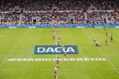 Dacia Magic Weekend To Return To Newcastle In 2018