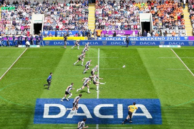 Dacia Returns For Rugby League's Thrilling Dacia Magic Weekend