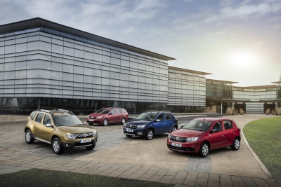 Dacia Rates As One Of The Top Brands For Reliability
