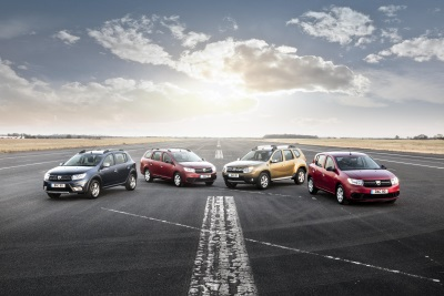 Even More Dacia Value Available With Autumn Offers