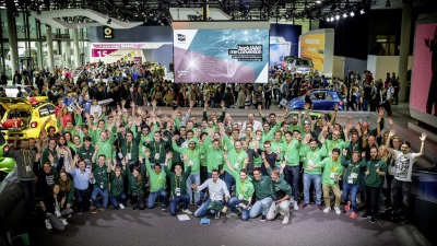 Daimler 24-hour Hackathon at the IAA show: sleepless but innovative