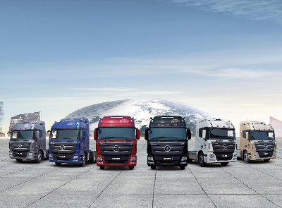 Daimler Trucks marks production milestone in China