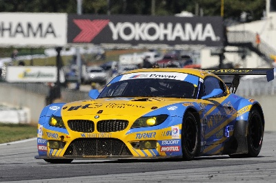 DANE CAMERON WINS USCC GTD DRIVER TITLE – BAD LUCK FOR BMW TEAM RLL IN GTLM CLASS AT GRIPPING SEASON FINALE