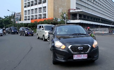 DATSUN LAUNCHES GO+ PANCA IN INDONESIA