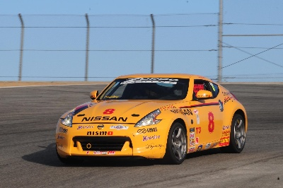 DAUGHTERY, JACKSON LAND NISSAN ITS 96TH AND 97TH NATIONAL CHAMPIONSHIPS AT 51ST SCCA RUNOFFS AT LAGUNA SECA