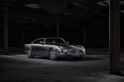 David Brown Automotive to showcase Speedback GT at luxury automotive event Salon Privé