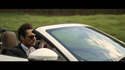 BRITISH SUPER MODEL DAVID GANDY LAUNCHES NEW 'ESCAPISM' SHORT FILM