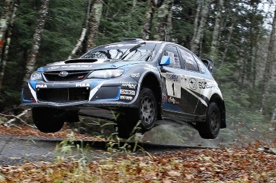 DAVID HIGGINS AND CRAIG DREW WIN LAKE SUPERIOR PERFORMANCE RALLY