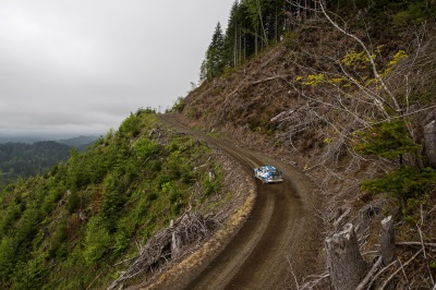 DAVID HIGGINS STAYS UNDEFEATED WITH VICTORY AT LEGENDARY OLYMPUS RALLY