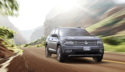 Testing The Volkswagen Atlas: Midsize SUV Origins Series Continues