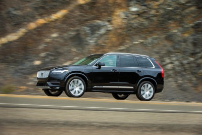HUGE DEMAND FOR TOP OF THE RANGE VOLVO XC90