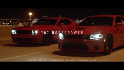 DODGE BRAND HALO VEHICLES FEATURED IN NEW CAMPAIGN MAKING LARGE- AND SMALL-SCREEN DEBUTS BEGINNING JULY 3