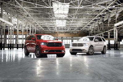 DODGE UNLEASHES BRASS MONKEY AND ANODIZED PLATINUM APPEARANCE PACKAGES FOR 2016 DODGE DURANGO