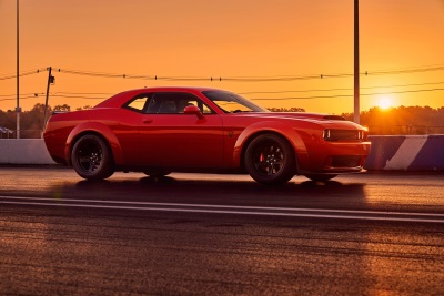 Dodge Announces U.S. Dealer Allocation Plan For 840-Horsepower Dodge Challenger SRT Demon