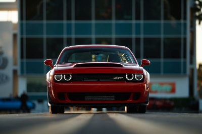 Innovative SRT Power Chiller™ In 2018 Dodge Challenger SRT Demon Wins 2017 Popular Science Best Of What's New Award