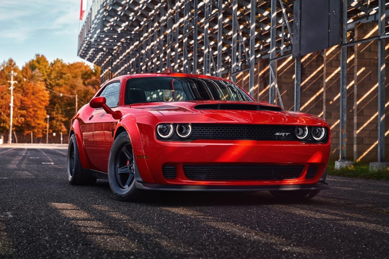 Dodge Announces Pricing For 2018 Dodge Challenger SRT Demon — Owners Can Unleash Full Power For $1