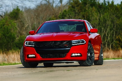 NEW DODGE CHARGER EARNS 2015 ALG RESIDUAL VALUE AWARD