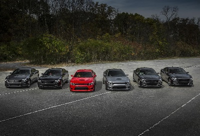 2015 DODGE CHARGER SRT HELLCAT AND SRT 392 POWER 2015 CHARGER TO NEW LEVELS OF PERFORMANCE