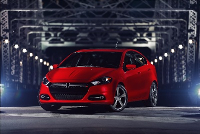 2014 DODGE DART WITH ITS CLASS-EXCLUSIVE UCONNECT SYSTEM RECEIVES 2014 CONNECTED CAR OF THE YEAR AWARD