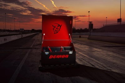 Dodge Resurrects The Demon: Teaser Video No. 4 – 'Crate'