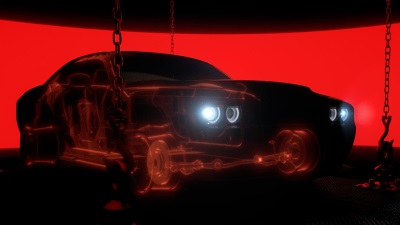 DODGE RESURRECTS THE DEMON: TEASER VIDEO NO. 2 – 'REDUCTION'