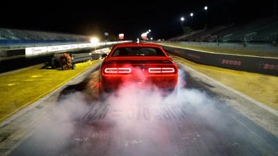 Dodge Resurrects The Demon: Teaser Video No. 7 – 'Third Law'