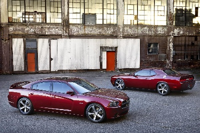 DODGE BRAND OFFERS 'DOUBLE-UP' PROGRAM ON 2014 DODGE CHARGER AND CHALLENGER