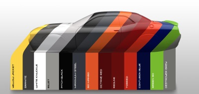DODGE DEBUTS HERITAGE-INSPIRED 2017 COLOR NAMES, RELEASES NEW ENTHUSIAST-DEMANDED PAINT HUES FOR 2017