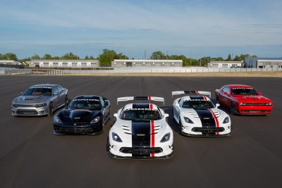 DODGE ANNOUNCES SPONSORSHIP OF INNOVATIVE M1 CONCOURSE, INCLUDING VIPER ACR BEING NAMED OFFICIAL PACE CAR