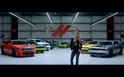 Dodge Partners With Universal Pictures On The Fate Of The Furious, Which Opens Nationwide On April 14