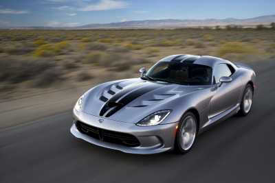 AMERICAN SUPERCAR DODGE VIPER NAMED TO HAGERTY'S HOT LIST OF FUTURE COLLECTIBLES
