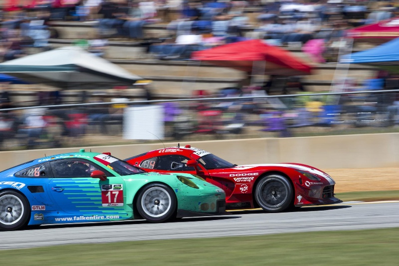 Dodge And Srt Motorsports Doubles Up With Gtlm Team And