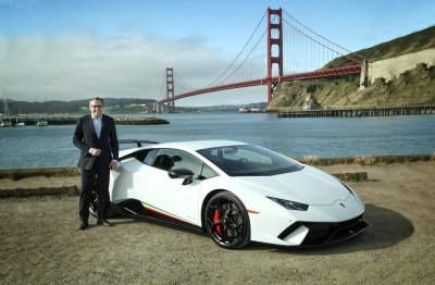 Stefano Domenicali Addresses: 'The Future Of The Motoring Enthusiast'