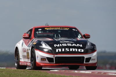 DORAN RACING #14 370Z NISMO EXTENDS CTSCC PODIUM MASTERY AT CIRCUIT OF THE AMERICAS