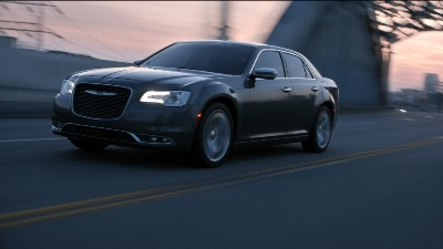 'DRIVE PROUD' ADVERTISING CAMPAIGN DEBUTS FOR THE 2015 CHRYSLER 300