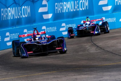 DS Virgin Racing Aiming High In New York With First All-British Driver Line-Up
