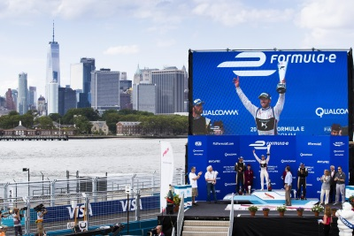 DS Virgin Racing & Sam Bird Make History To Win First Ever Car Race In New York City
