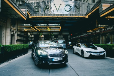 DS Automobiles Supports The South Bank Sky Arts Awards 2017