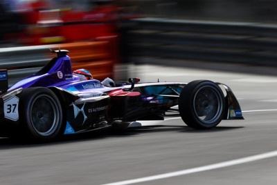 DS Virgin Racing Set To Boost Points In Berlin
