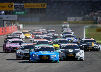 DTM FINALE: AUDI TO BATTLE FOR THREE CHAMPIONSHIP TITLES