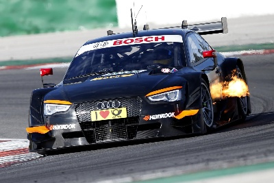 VALUABLE DTM TEST FOR AUDI IN PORTUGAL